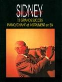 12 Grands Succés Sidney Bechet Partition Clarinette - laflutedepan.com