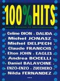 100% hits volume 1 Partition Chansons françaises - laflutedepan.com