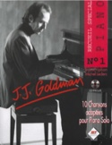 Recueil Spécial Piano N° 1 Jean-Jacques Goldman laflutedepan.com