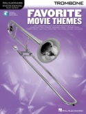 Favorite Movie Themes Partition Trombone - laflutedepan.com