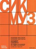 Concerto Alexander Arutjunjan Partition Trompette - laflutedepan.com