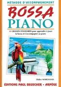 Bossa Piano Didier Marchand Partition laflutedepan.com