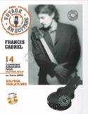 Voyage En Guitare Françis Cabrel Partition laflutedepan.com
