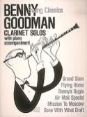 Swing Classics Benny Goodman Partition Clarinette - laflutedepan.com