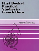 First Book of Practical Studies For French Horn laflutedepan.com