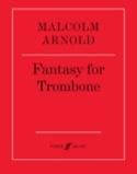 Fantasy for Trombone Opus 101 Malcolm Arnold laflutedepan.com