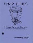 Tymp Tunes - William J. Schinstine - Partition - laflutedepan.com
