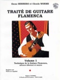 Traité de Guitare Flamenca Volume 1 laflutedepan.com