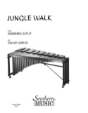 Jungle Walk David Jarvis Partition Marimba - laflutedepan.com
