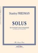 Solus - Stanley Friedman - Partition - Trompette - laflutedepan.com
