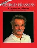 16 Chansons En Tablatures Georges Brassens Partition laflutedepan.com