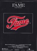 Fame - le Film Partition Comédies musicales - laflutedepan.com