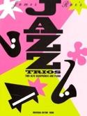 Jazz Trios - James Rae - Partition - Saxophone - laflutedepan.com