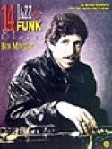 14 Jazz & Funk Etudes Bob Mintzer Partition laflutedepan.com