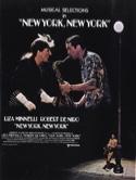 New York, New York Partition Comédies musicales - laflutedepan.com