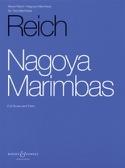 Nagoya Marimbas - Steve Reich - Partition - laflutedepan.com