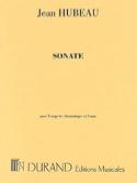 Sonate - Jean Hubeau - Partition - Trompette - laflutedepan.com