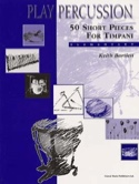 50 Short Pieces For Timpani - Elementary laflutedepan.com