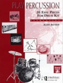 20 Easy Pieces For Drum Kit - Elementary laflutedepan.com