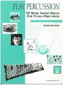 50 More Short Pieces For Tuned Percussion - Intermediate / Advanced laflutedepan.com