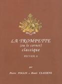 La trompette classique recueil A Partition laflutedepan.com