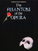 Le fantôme de l'opéra Andrew Lloyd Webber Partition laflutedepan.com