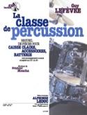 La Classe de Percussion Guy Lefèvre Partition laflutedepan.com