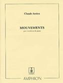 Mouvements Claude Arrieu Partition Trombone - laflutedepan.com