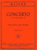 Concerto En Sib Majeur Opus 91 Reinhold Glière laflutedepan.com