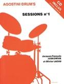 Agostini drum's sessions N° 1 - laflutedepan.com