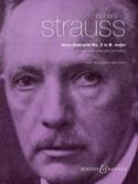Horn Concerto N° 2 In Eb Major Richard Strauss laflutedepan.com