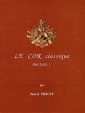 Le Cor Classique Volume 1 Partition Cor - laflutedepan.com
