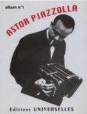 Album N° 1 Astor Piazzolla Partition laflutedepan.com