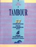 Tambour 35 Compositions Guy Lefèvre Partition laflutedepan.com