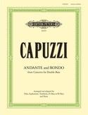 Andante And Rondo Antonio Capuzzi Partition Tuba - laflutedepan.com