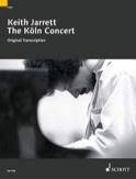 The Köln Konzert Keith Jarrett Partition Jazz - laflutedepan.com