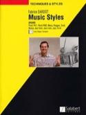 Music Styles Drums Fabrice Dardot Partition laflutedepan.com