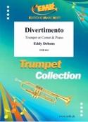 Divertimento Eddy Debons Partition Trompette - laflutedepan.com