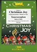Christmas Joy Volume 2 Partition Saxophone - laflutedepan.com