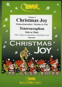 Christmas Joy Volume 1 Partition Saxophone - laflutedepan.com