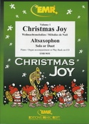 Christmas Joy - Volume 1 Partition Saxophone - laflutedepan.com