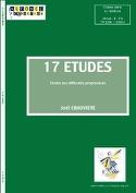 17 Etudes Pour Tambour ou Caisse-Claire laflutedepan.com