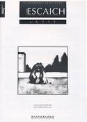 Lutte Thierry Escaich Partition Saxophone - laflutedepan.com