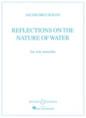 Reflections On The Nature Of Water - Jacob Druckman - laflutedepan.com