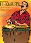 El Conguero Volume 1 Jean Paul Boissière Partition laflutedepan.com