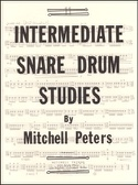 Intermediate Snare Drum Studies Mitchell Peters laflutedepan.com