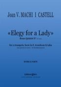 Elegy For A Lady I Castell Joan Vincent Machi laflutedepan.com