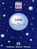 Lune - Désiré Dondeyne - Partition - Trompette - laflutedepan.com