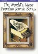 The World's Most Popular Jewish Songs Volume 2 laflutedepan.com