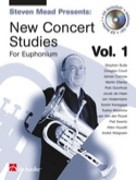 New Concert Studies Volume 1 Sol Partition Tuba - laflutedepan.com